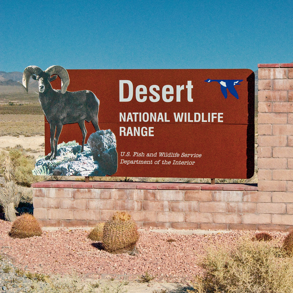 WSF LEGISLATIVE AFFAIRS UPDATE: National Desert Wildlife Refuge, Nevada