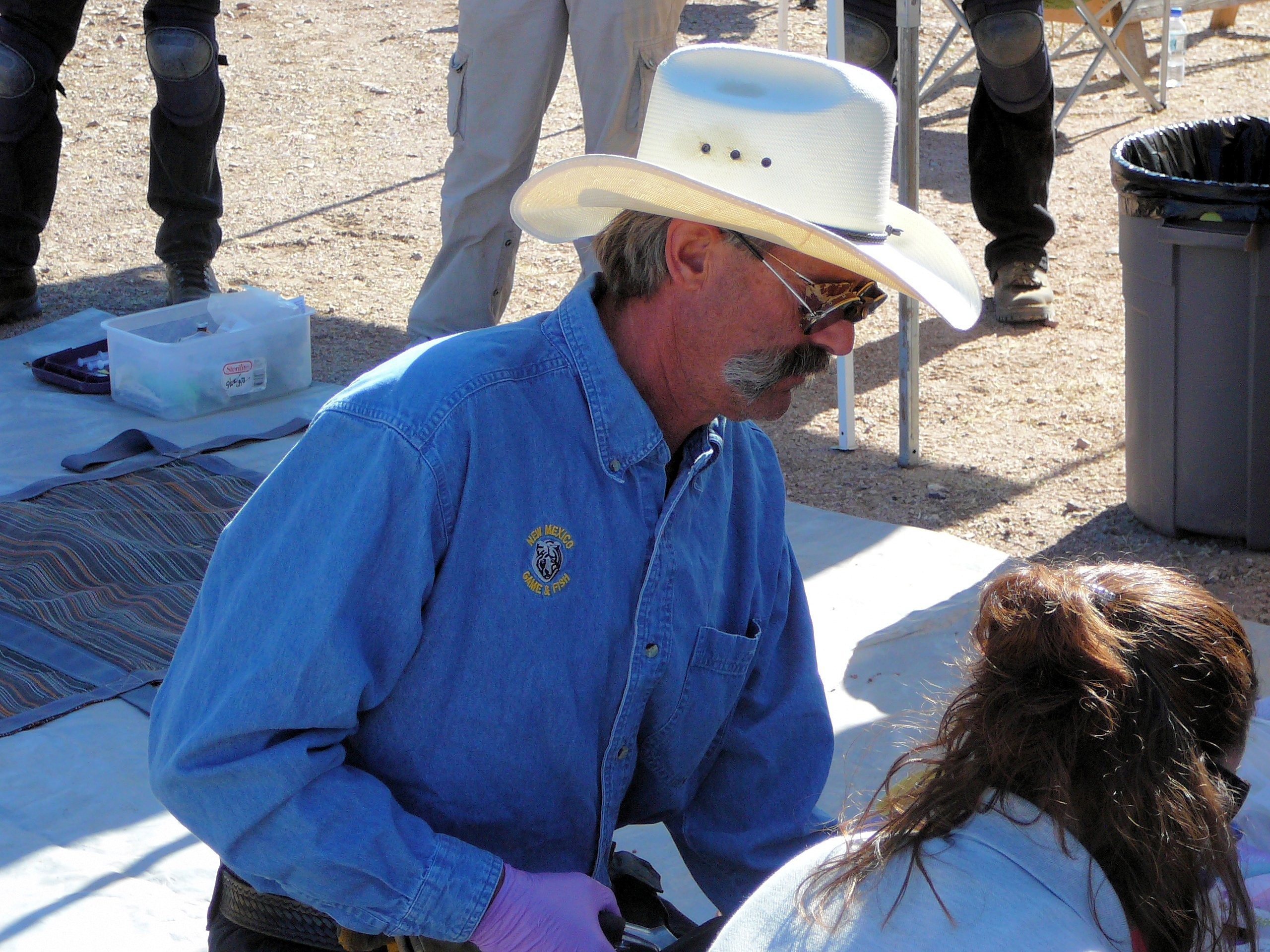 WILD SHEEP FOUNDATION INDUCTS NEW MEXICO WILD SHEEP BIOLOGIST INTO WALL OF FAME AND PRESENTS NEVADA WILDLIFE VETERINARIAN WITH STATE STATESMAN AWARD