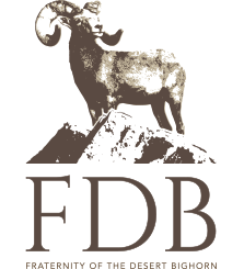 Fraternity of the Desert Bighorn