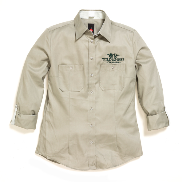 Gaston Glock Ladies Safari Long Sleeve