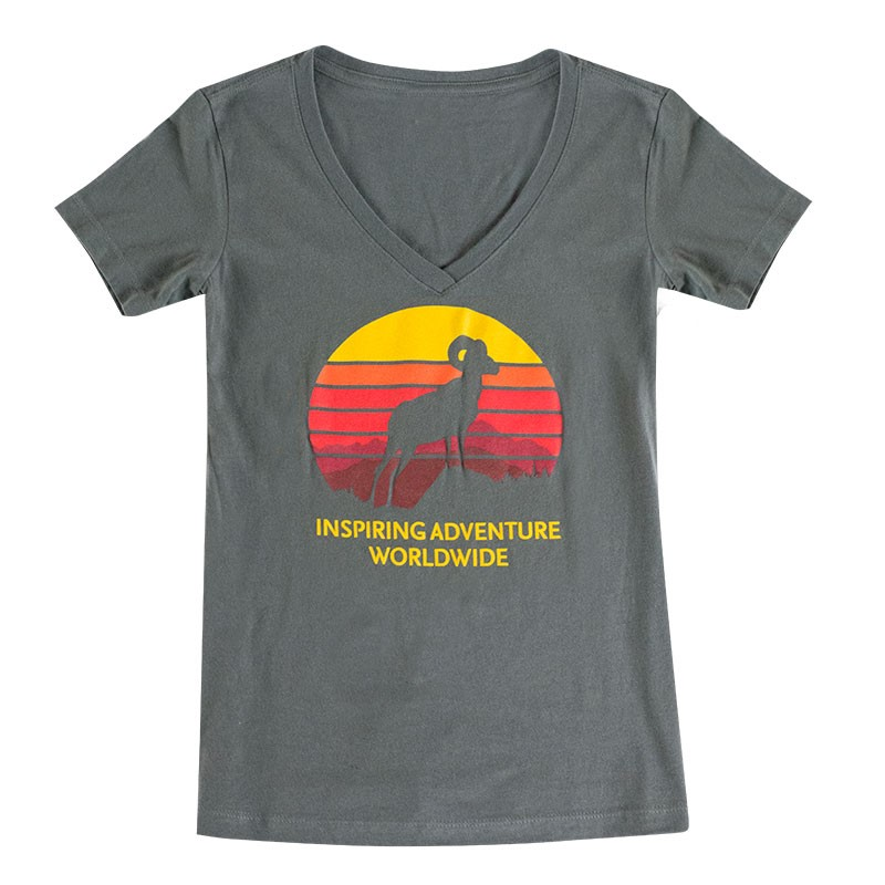 Ladies Inspiring Adventure Tee