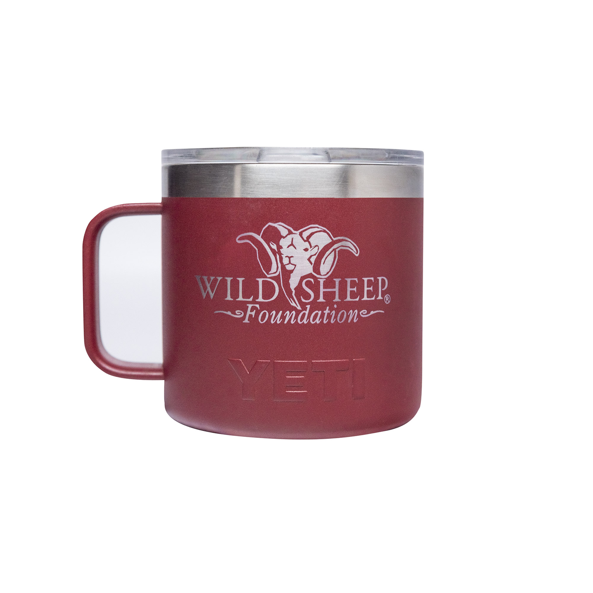 YETI Rambler 14oz Mug - Red