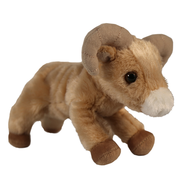 Stuffed Animal Bighorn