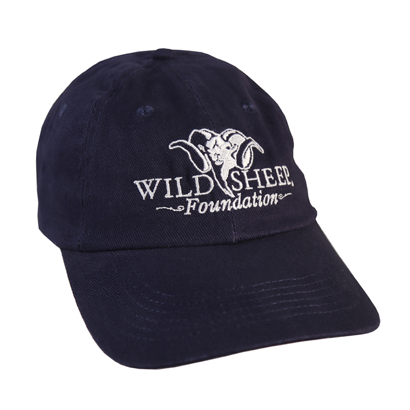 WSF Logo Relaxed Fit Hat