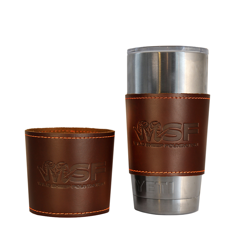WSF Leather YETI Wrap
