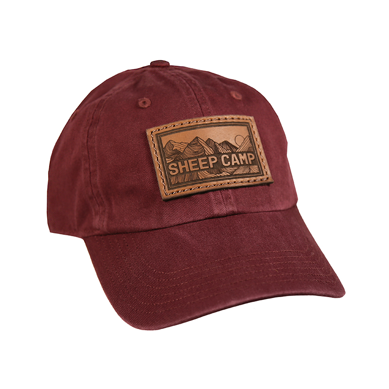 Sheep Camp Relaxed Fit Hat