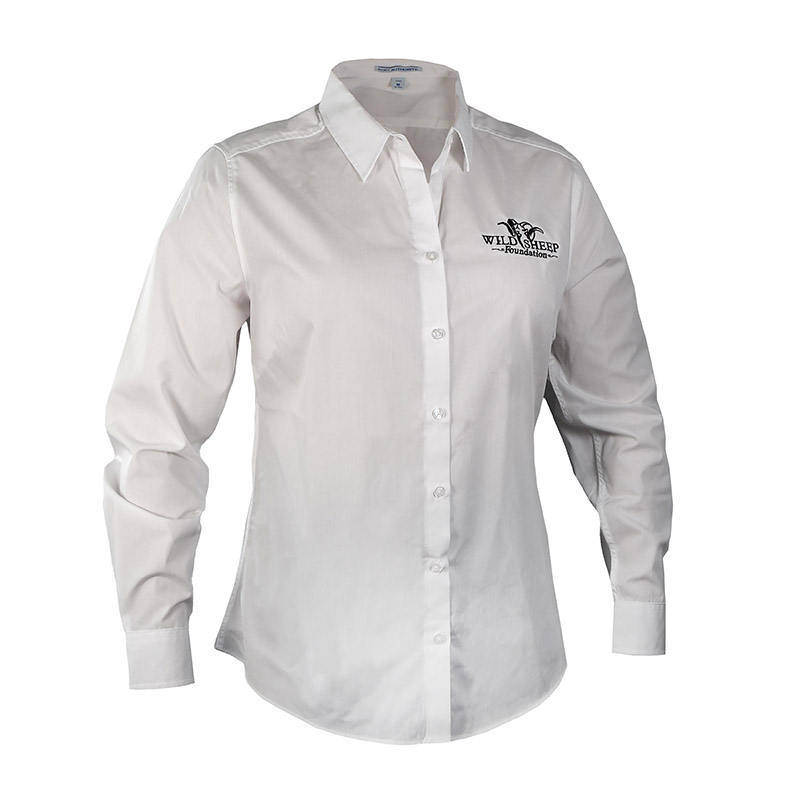 Women's Button-Up - White