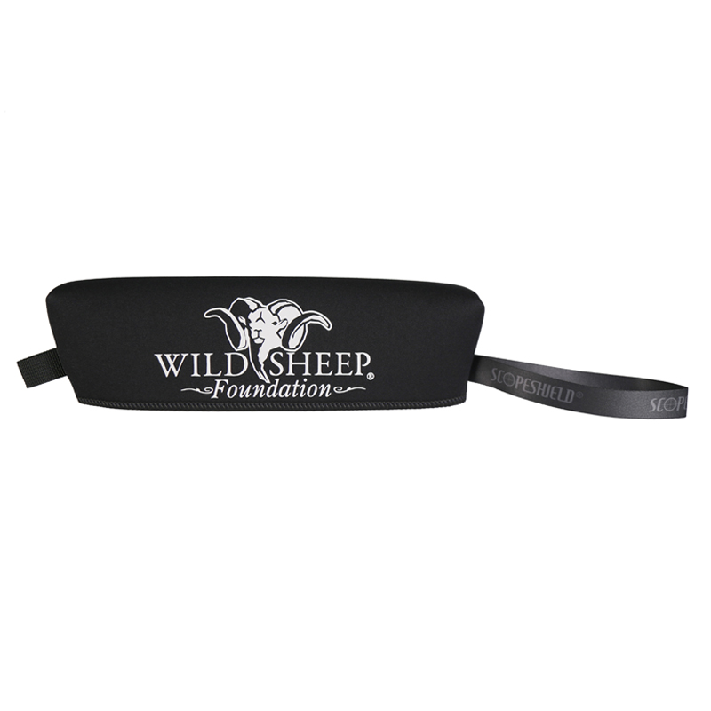 Rifle Scope Cover Black