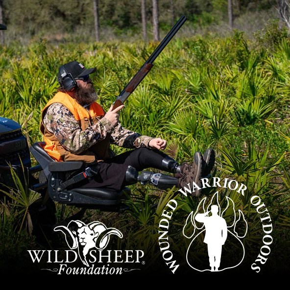 Wounded Warrior Outdoors & WSF
