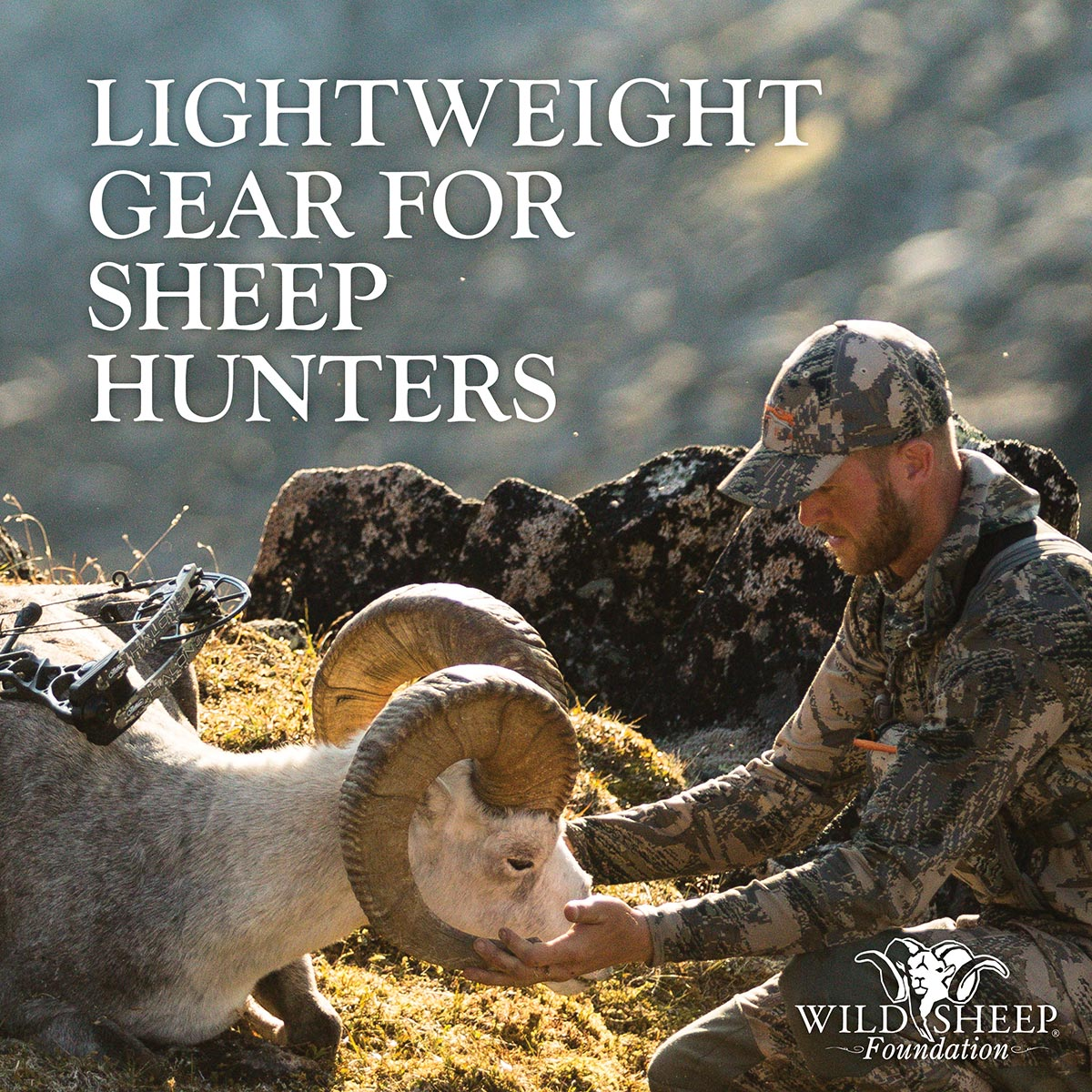 Lightweight Gear for Sheep Hunting