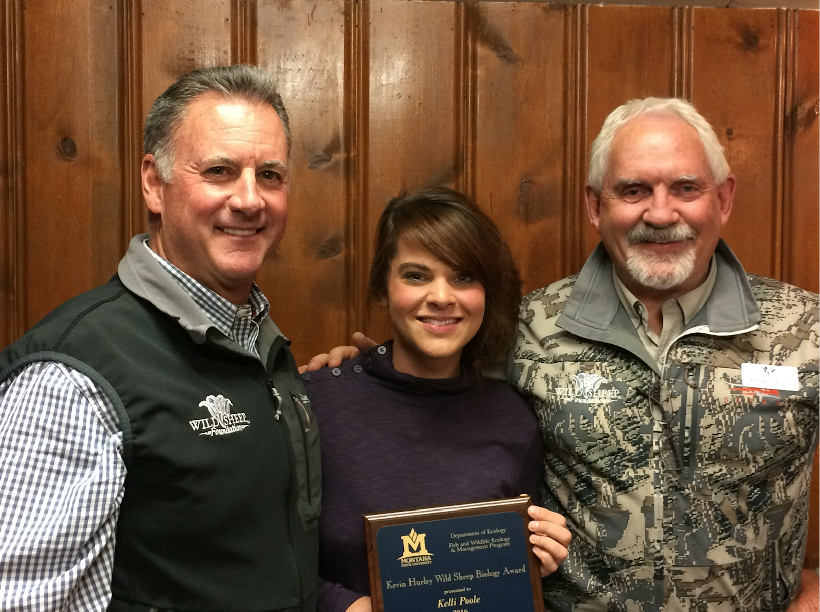 Wild Sheep Foundation (WSF) Conservation Scholarship Awarded