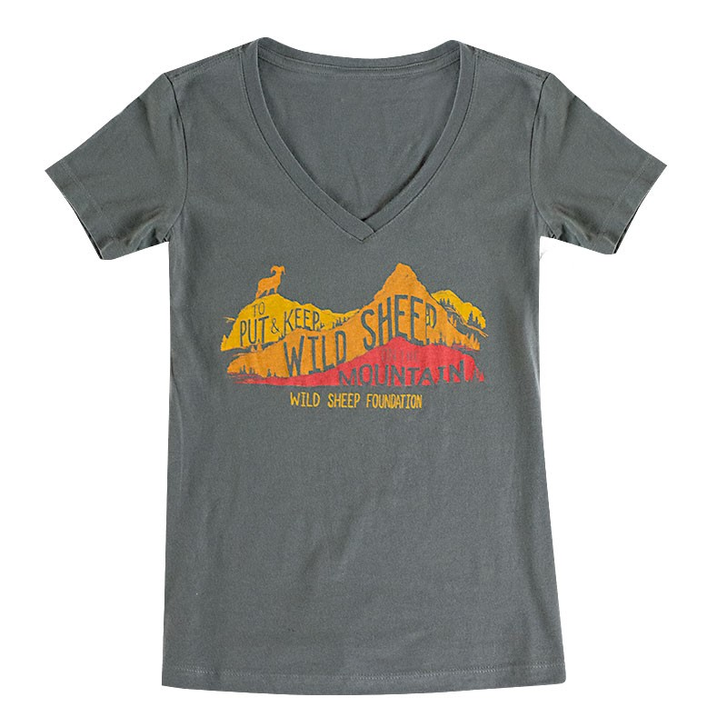 Ladies Sheep Mountain Tee
