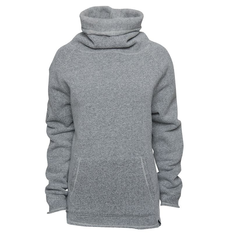 Duckworth Women's Powder High Neck Grey